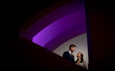 Christmas Wedding Stanbrook Abbey