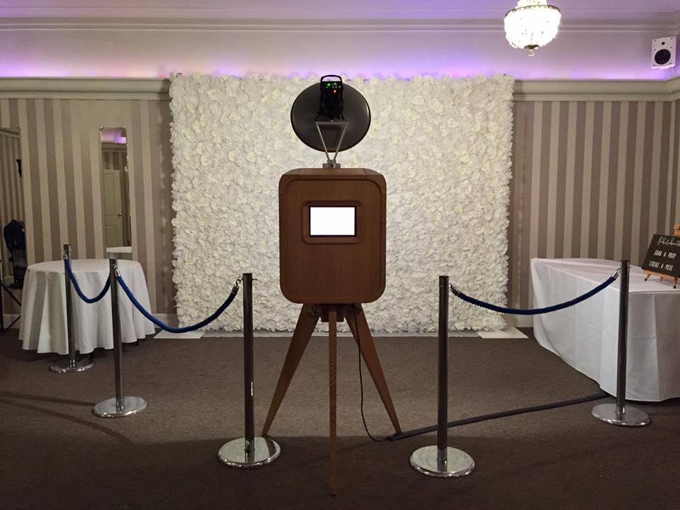 Photo Booth at Warwick House