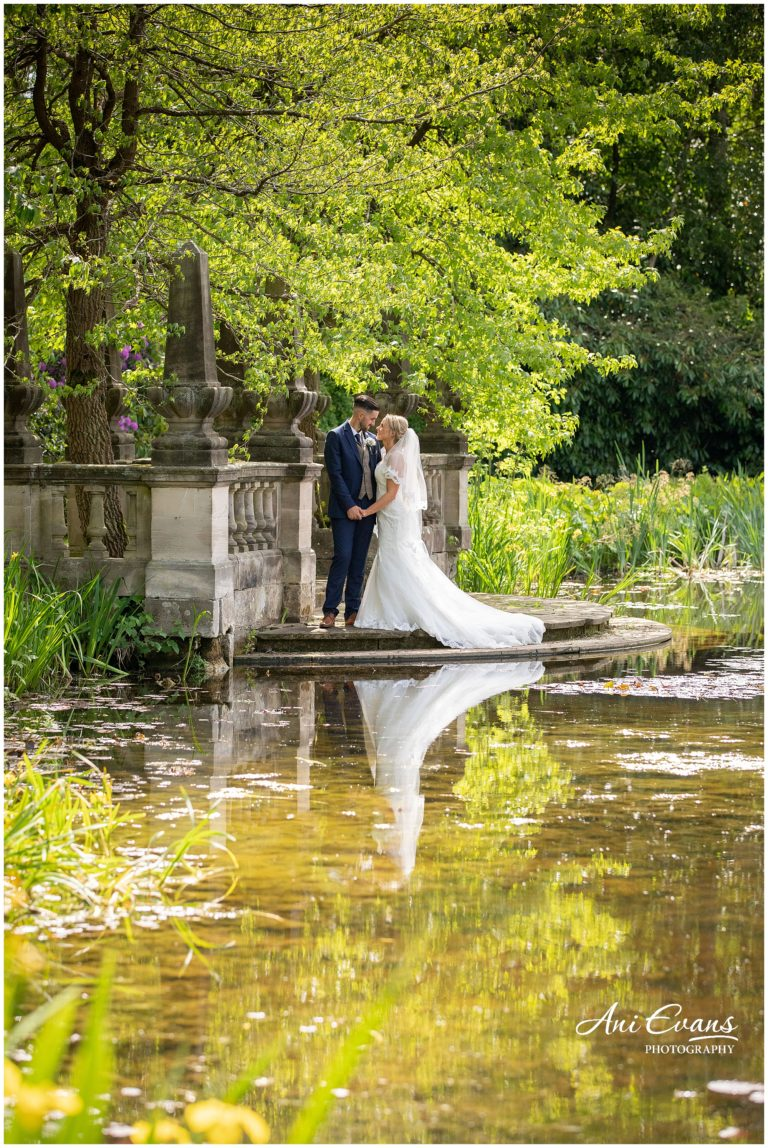 Wedding Photography at Dunchurch Park Lake Rugby