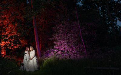 Intimate Wedding at Kilworth House