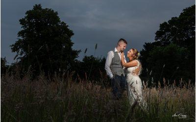 Summer Marquee Wedding Warwickshire