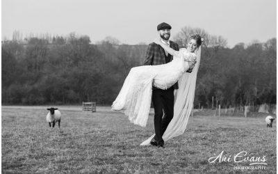 Winter Wedding Dodford Manor